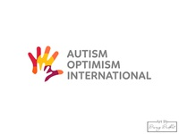 AOInternational logo design