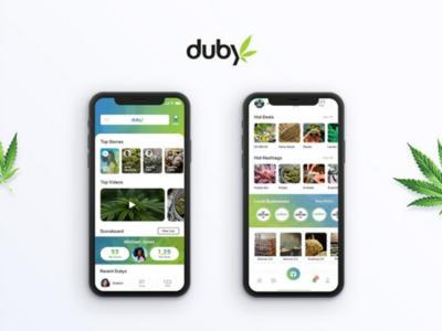 Duby apps design