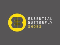 Logo // EB // Essential Butterfly Shoes