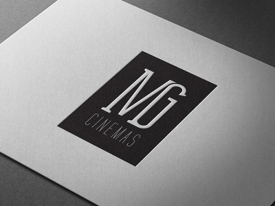 Logo // MG Cinemas // Film Director movie mg cinemas logo branding director india film director