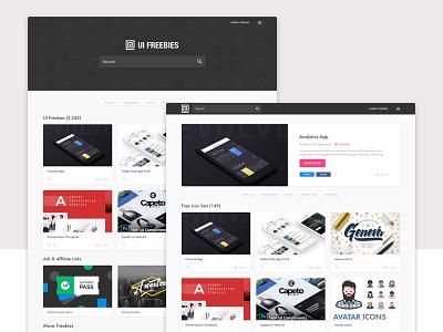 UI Freebies Site - Free Digital Downloads resources freebies digital downloads