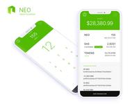 NEO Wallet Concept
