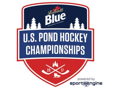 USPHC '17 labatt sportsengine usa shield badge logo pond hockey usphc