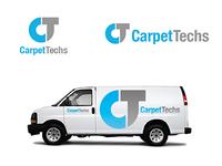 Carpet Techs brand work