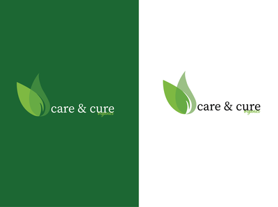 care & cure organics logo