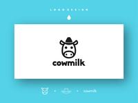 Cowmilk Logo Design