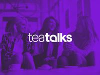 Tea Talks - Logo Design