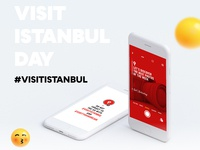 Visit Istanbul - Instagram Stories