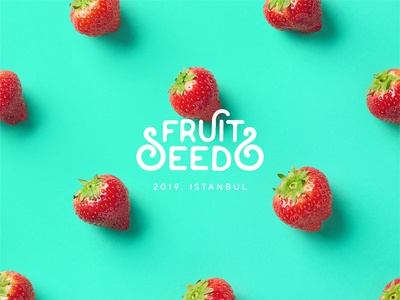 Fruit Seeds - Logo Design