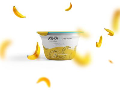 Fruit Seeds - Banana Yogurt