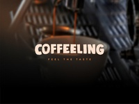 Coffeeling Logo Design