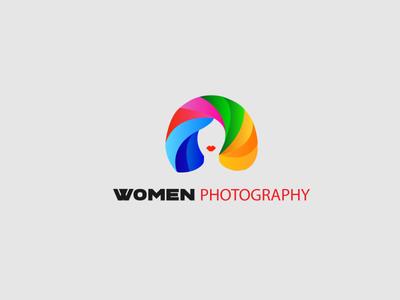Women Photography Logo