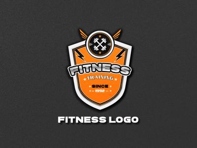 Fitness Logo Brand