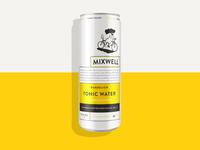 Mixwell Dandelion Tonic Water