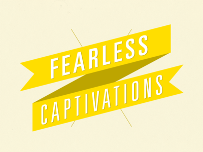 Blog: Fearless Captivations blog identity hero image blog header