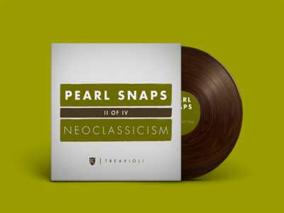 Pearl Snaps #2: Neoclassicism cover art wood texture vinyl mixtapes music indie mixtape spotify