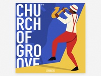 Groove church | poster