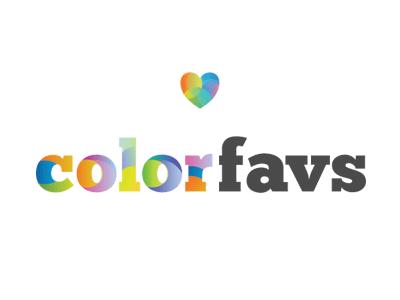 Color Favs gallery favorites color logo