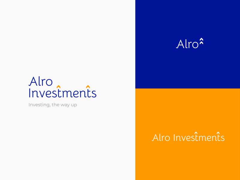 Logotype Alro Investments logotype design logotype logotype designer logomark logos logo design logodesign minimal clean branding