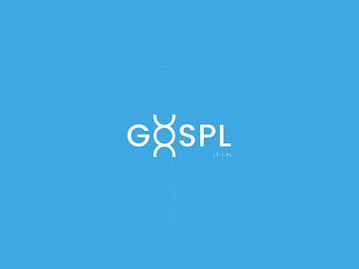 GOSPL genetic diagnostics logotype proposal logo logo design logotype logodesign clean minimal branding
