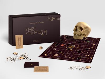 Board game design concept
