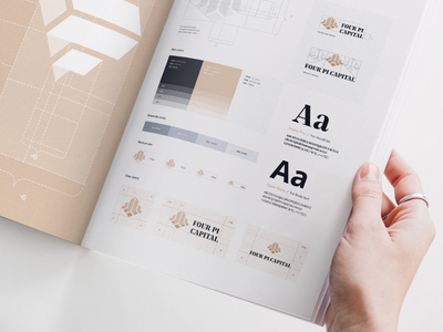 Rebranding Russian Investment Analytics Experts financial company investment style guide style rebranding identity design visual identity graphic design logo design logo design identity branding design branding brand identity brand design brandbook brand