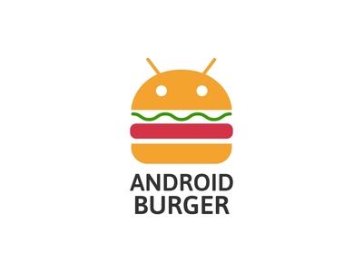 Android Burger Logo