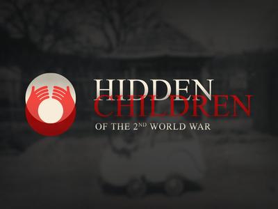 Hidden Children (logo nagative)