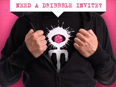 Need a Dribbble Invite?
