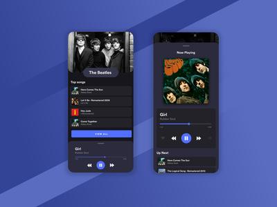 Musicall - UI