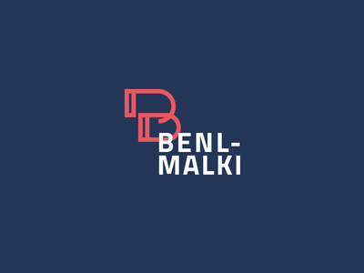 Benlmalki | Logo & Identity Implementations. visual design brandlogo branding agency branding design arabic font arabic logo arabic arab logos art direction logotype logodesign logo design calligraphy illustration logo design branding brand identity brand