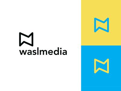 waslmedia brand and logos identitydesign branding design creative logo creativity logosai agency logo agency branding smm services brand design logo design logotype logodesign arabic logo logos illustration logo design branding brand identity brand