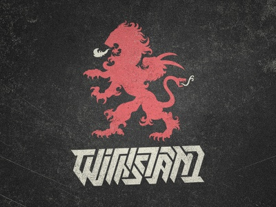 Withstand withstand logo branding