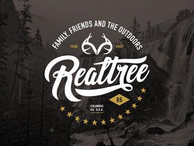 Realtree Sticker