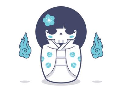 Noroi no Kokeshi (呪いのこけし)