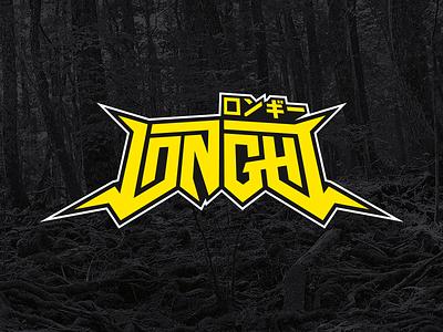 LONGHI - Self Branding band type self branding logo thrash japan metal