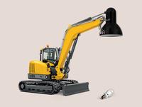 Excavator + Lamp