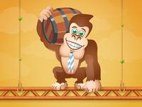 Arcade Monkey