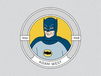 Batmen Through the Ages: Adam West