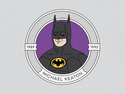 Batmen Through the Ages: Michael Keaton