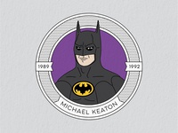 Batmen Through the Ages: Michael Keaton