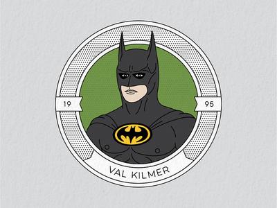 Batmen Through the Ages: Val Kilmer