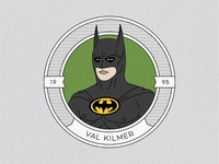 Batmen Through the Ages: Val Kilmer