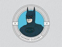 Batmen Through the Ages: George Clooney