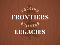 Forging Frontiers Headline