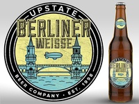 Berliner weisse label