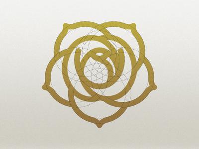 Rose Logo flower rose logo identity branding