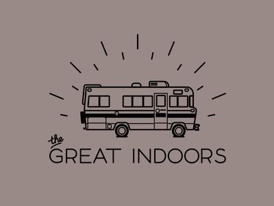 Great Indoors Logo winnebago inline logo identity