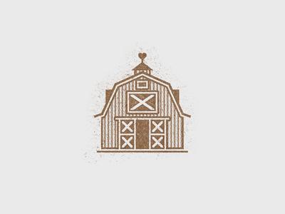 Barn Logo country farmhouse farm siding texture logo barn