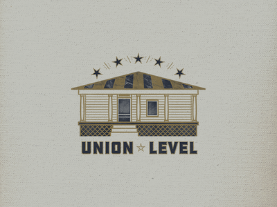 Union Level Logo roof siding window door america americana lancaster salvage antiques farm barn house